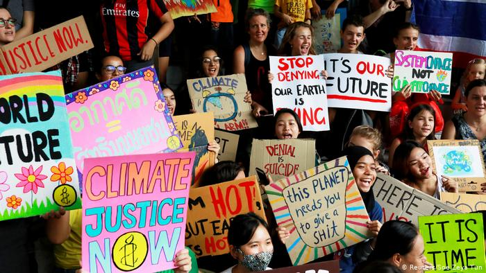 Global Movement for Climate Change