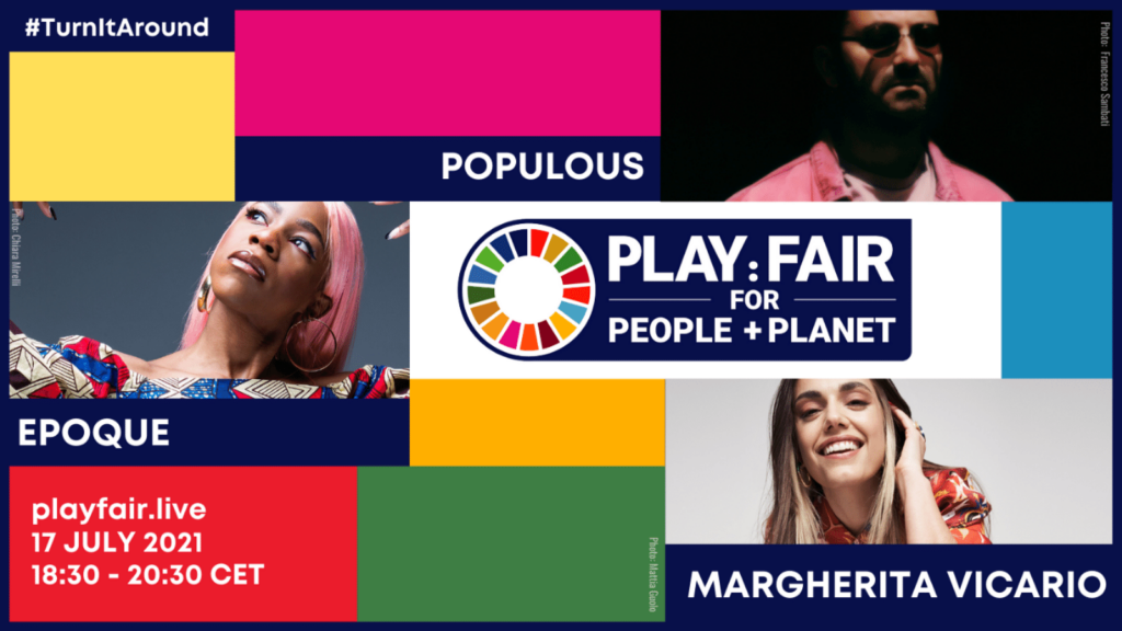 play:fair for people and Planet 2021