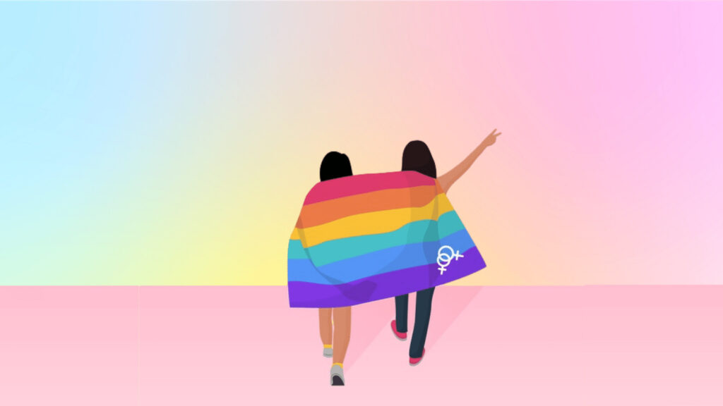 pride month ally