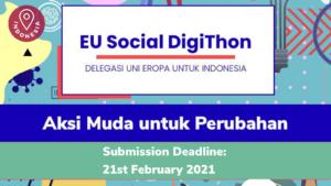 EU Social Digithon   ChangeMakr Asia