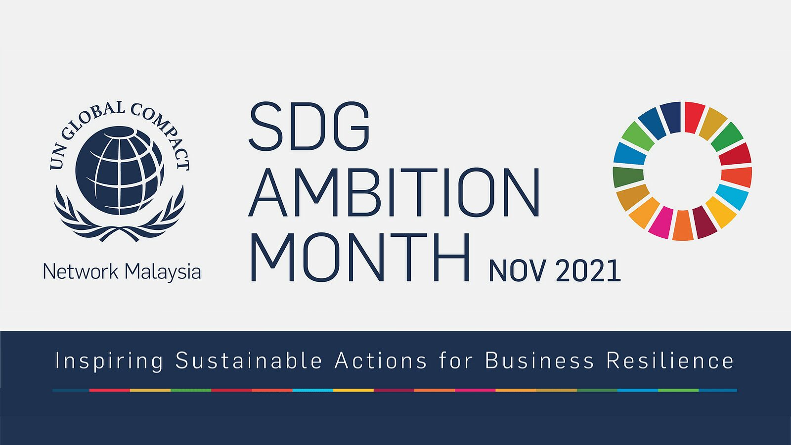 Read more about the article SME SDG Festival 2021 : Biggest Virtual SME Sustainability Event Takes Place in November 2021