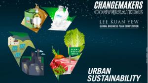 changemakers conversation : Urban sustainability   ChangeMakr Asia