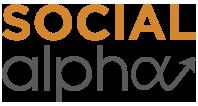 Social Alpha IN Logo