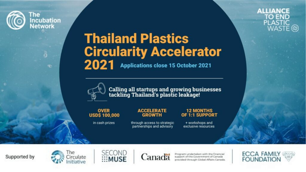 thailand plastic circularity accelerator