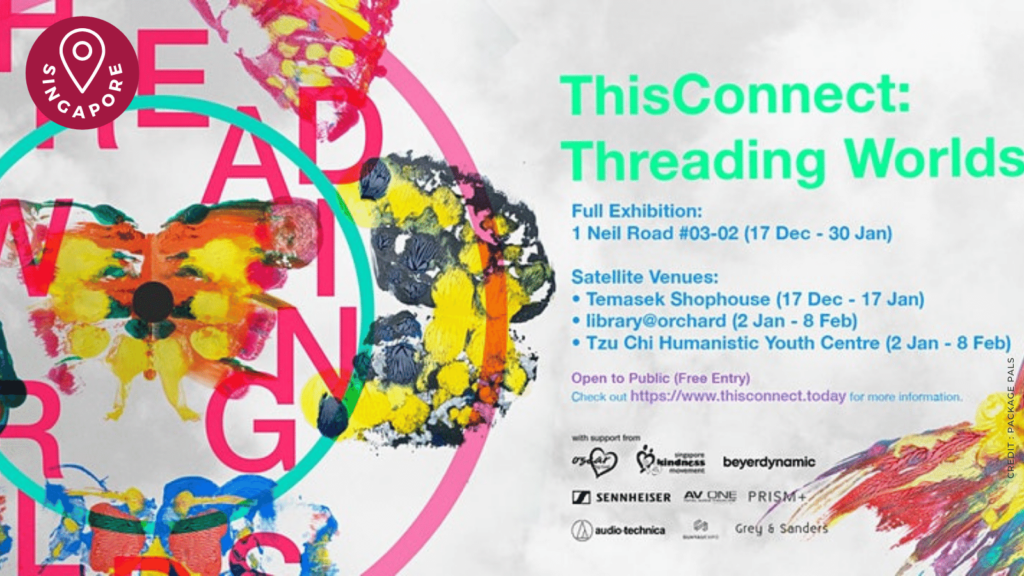 ThisConnect : Art and Mental Health Exhibition