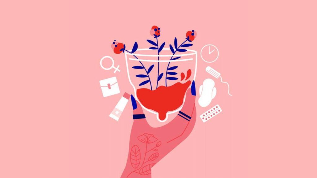 Transitioning to menstrual cup