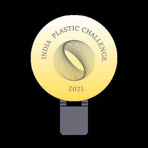 India Plastic challenge logo