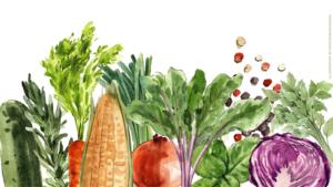 veganuary 2021 on Budget challenge | ChangeMakr Asia