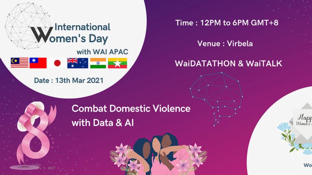 Datathon 2021 Combat Domestic Violence with Data & AI