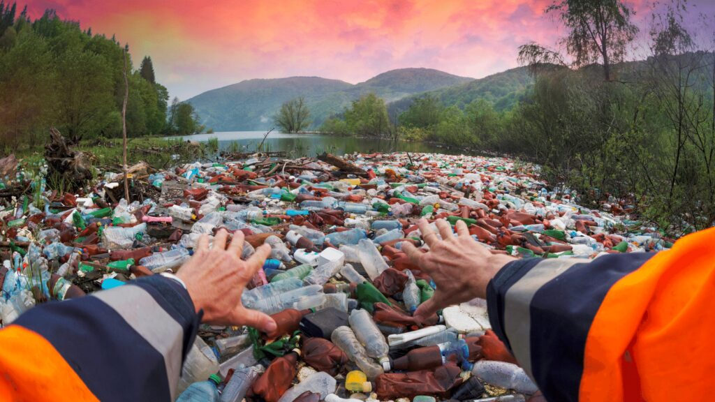 World Clean Up Indonesia Volunteer