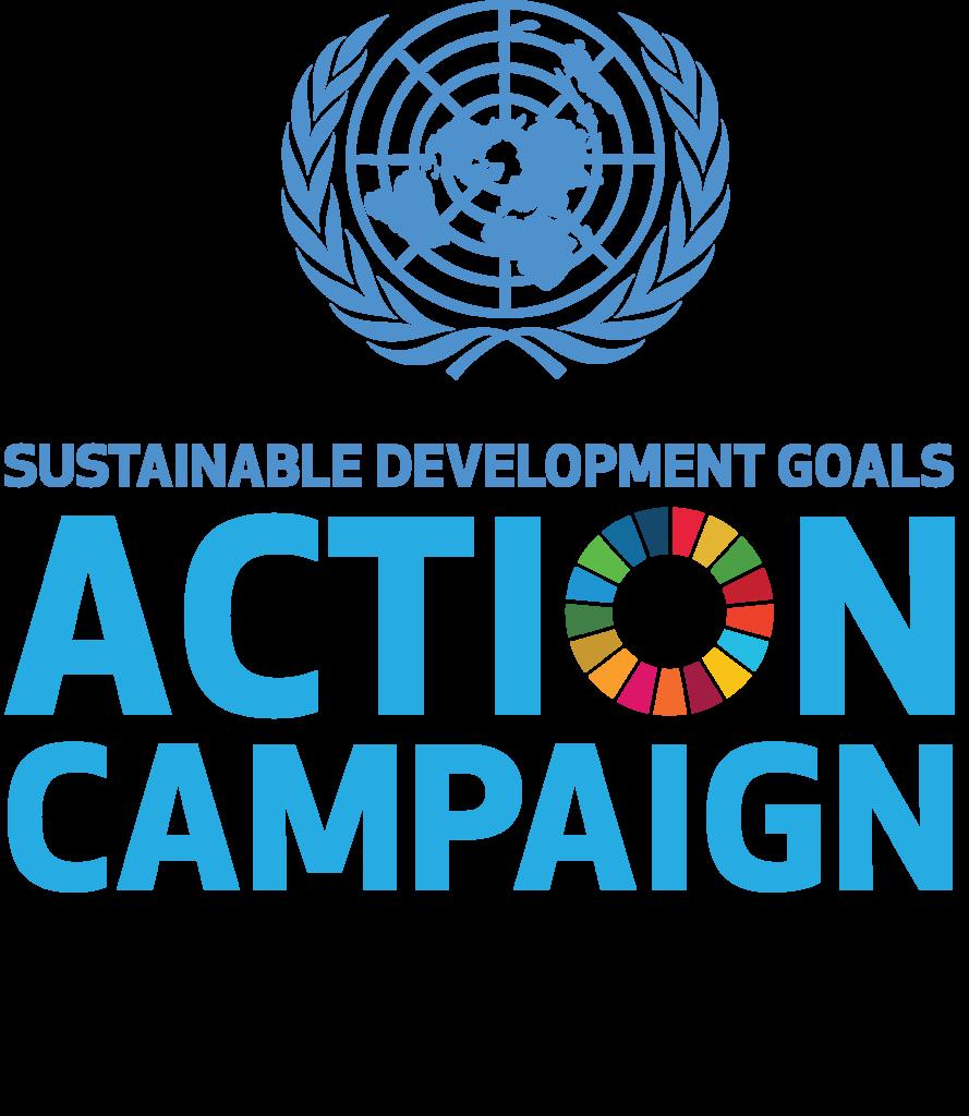 SDG action campaign logo