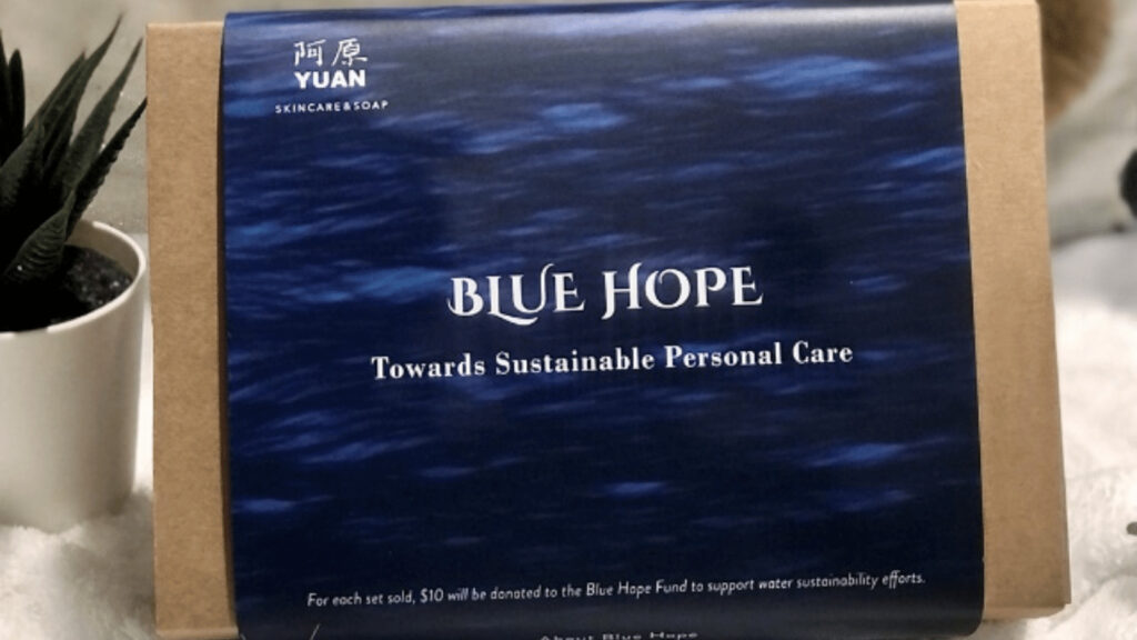 Blue hope campaign