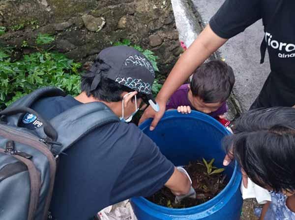 Bank sampah Bogor