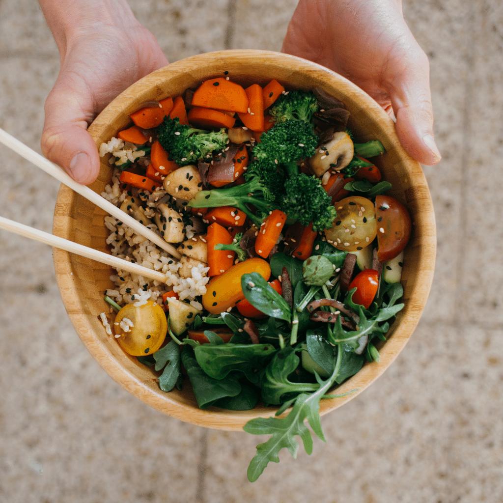 buddha bowl Veganuary   ChangeMakr Asia