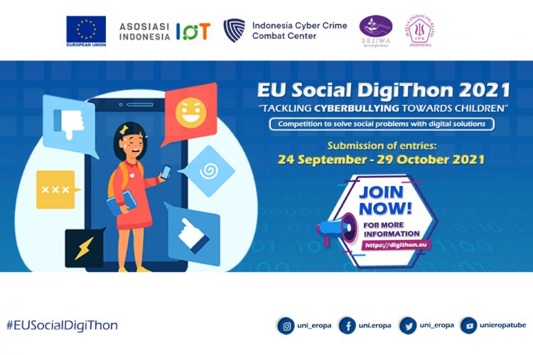 EU Social DigiThon 2021
