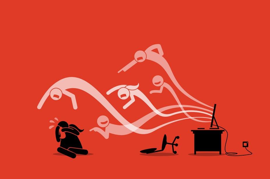 online harassment   ChangeMakr Asia