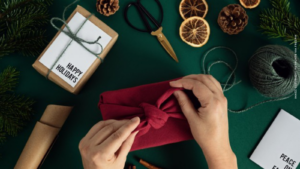 furoshiki eco-friendly wrap | ChangeMakr Asia
