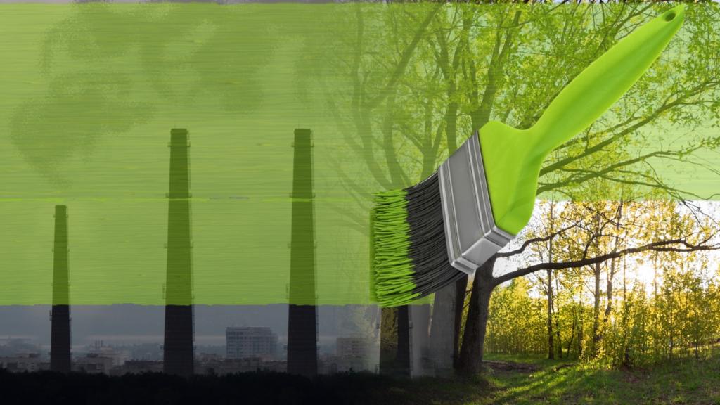 Greenwashing (image credit : ChangeMakr Asia)