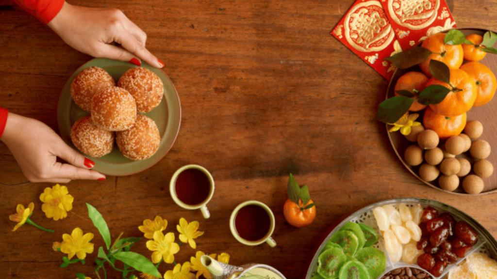 Food waste CNY | Changemakr Asia