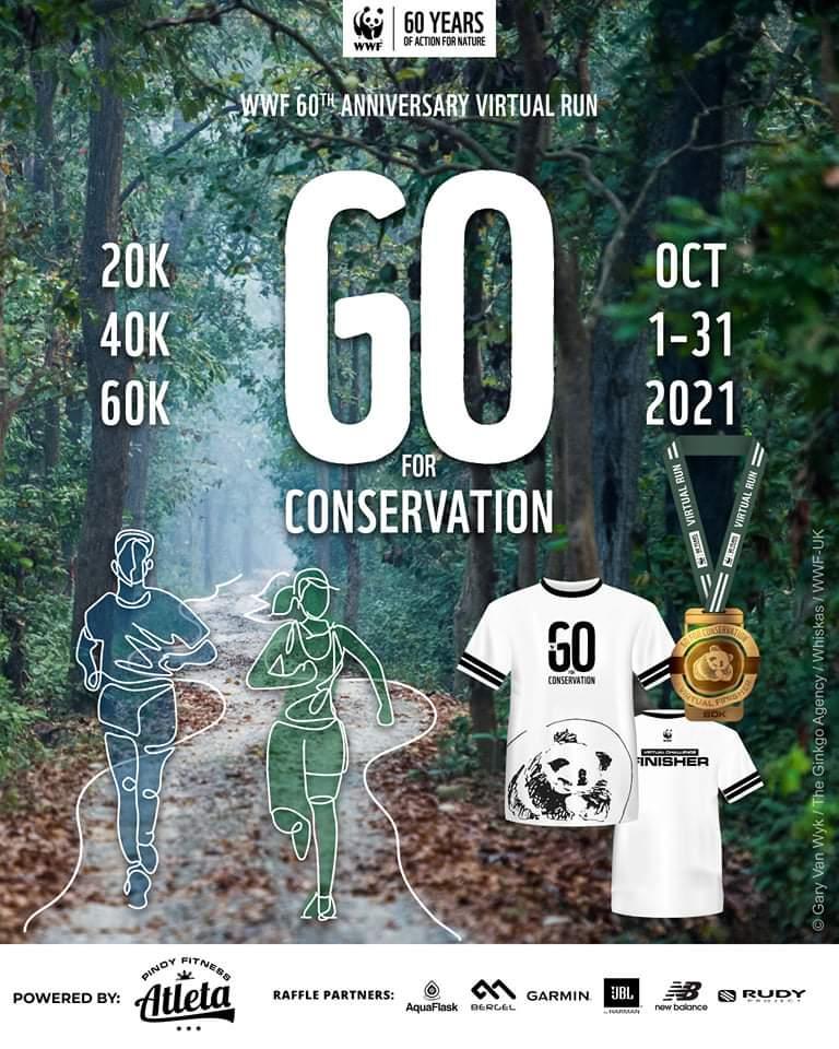 Go for Conservation Virtual Run 2021