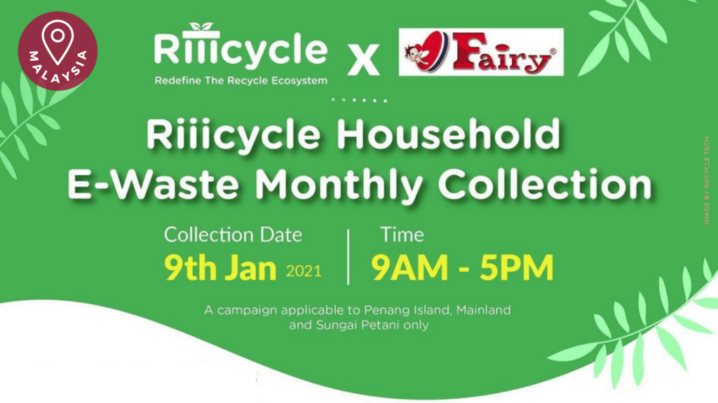recycle household waste collection | ChangeMakr Asia