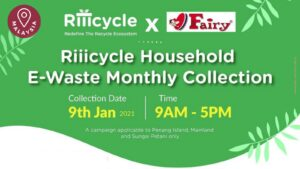 recycle household waste collection   ChangeMakr Asia