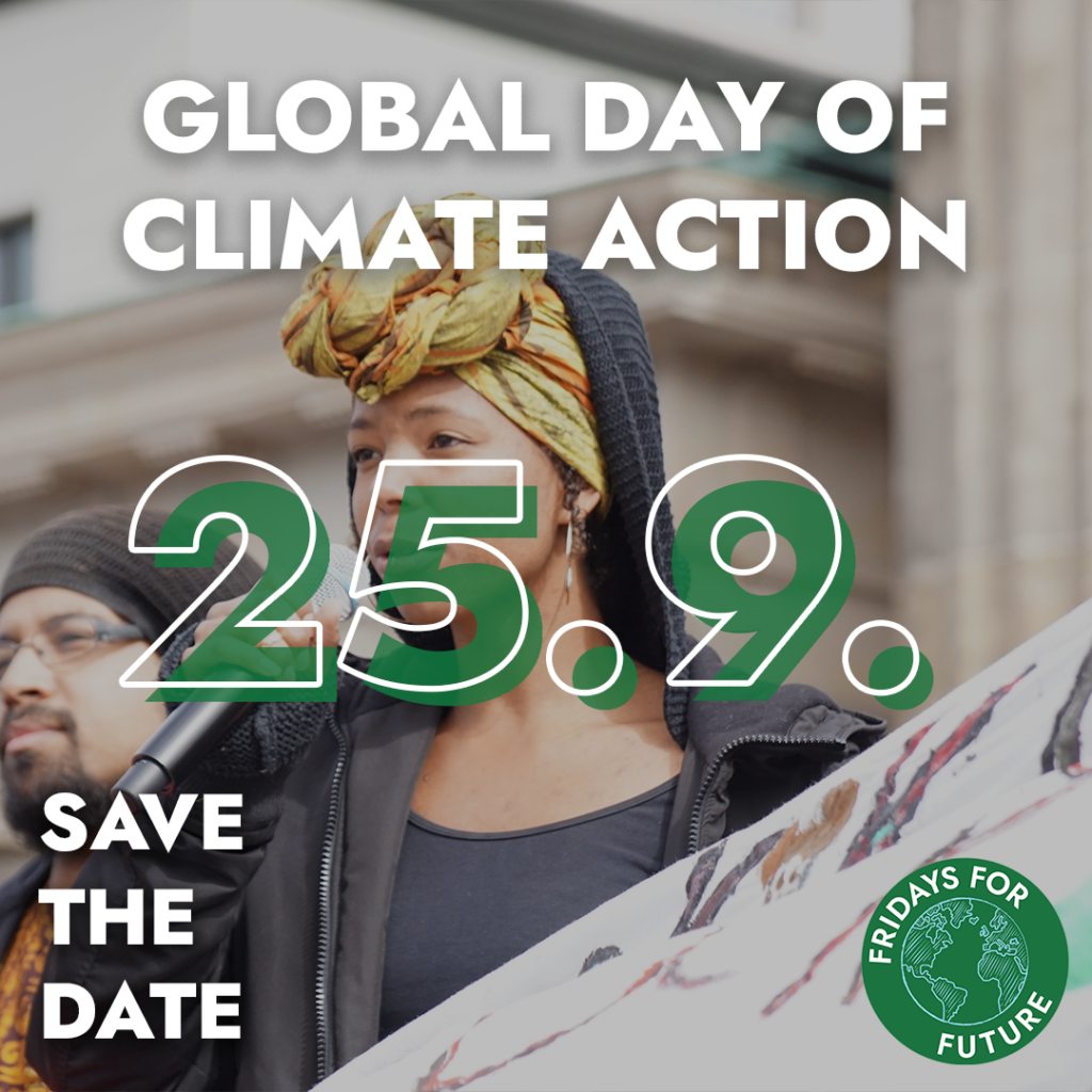 Global Day of Climate Action