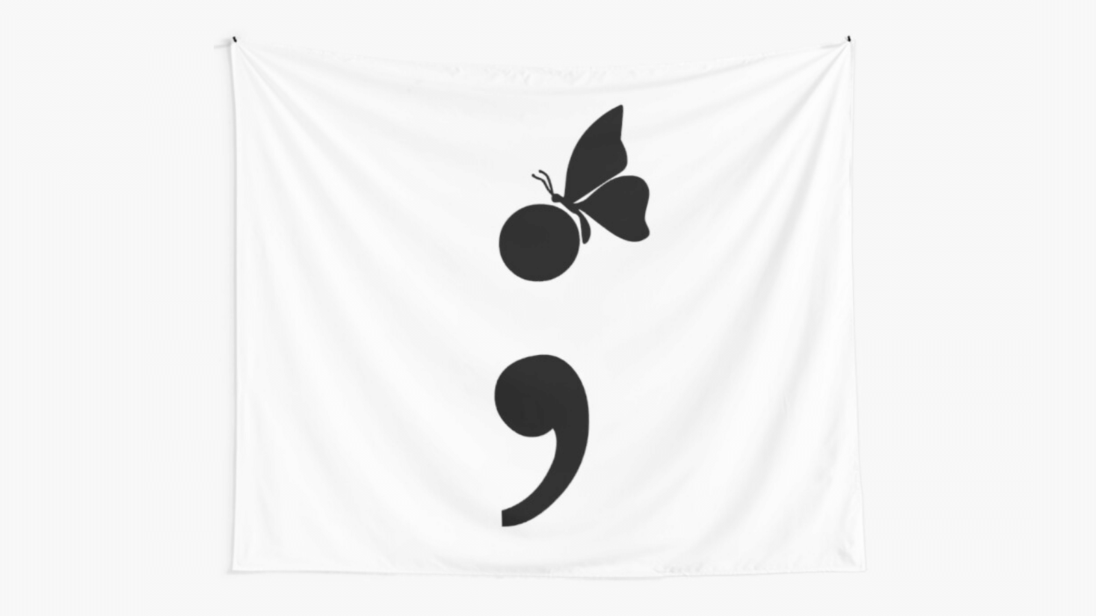 Read more about the article To Be Continued : The Significance of Semi Colon In Mental Health