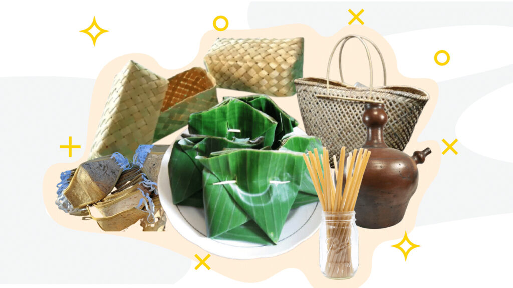 natural alternative plastic packing