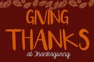 Factoring - giving thanks