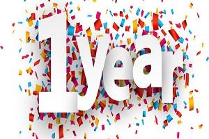 Trevor Laborde Celebrates 1 Year with CFR!