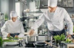 How can factoring help food distributors?