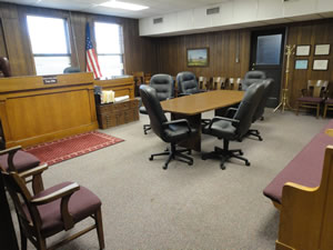 County Court Room