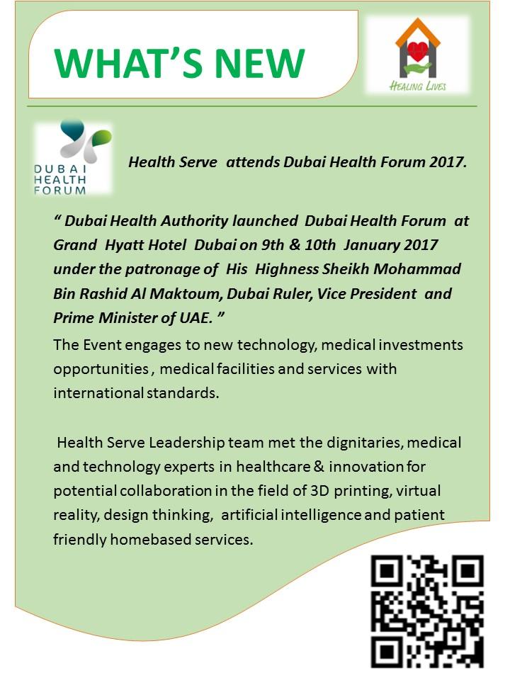 Dubai Health Forum