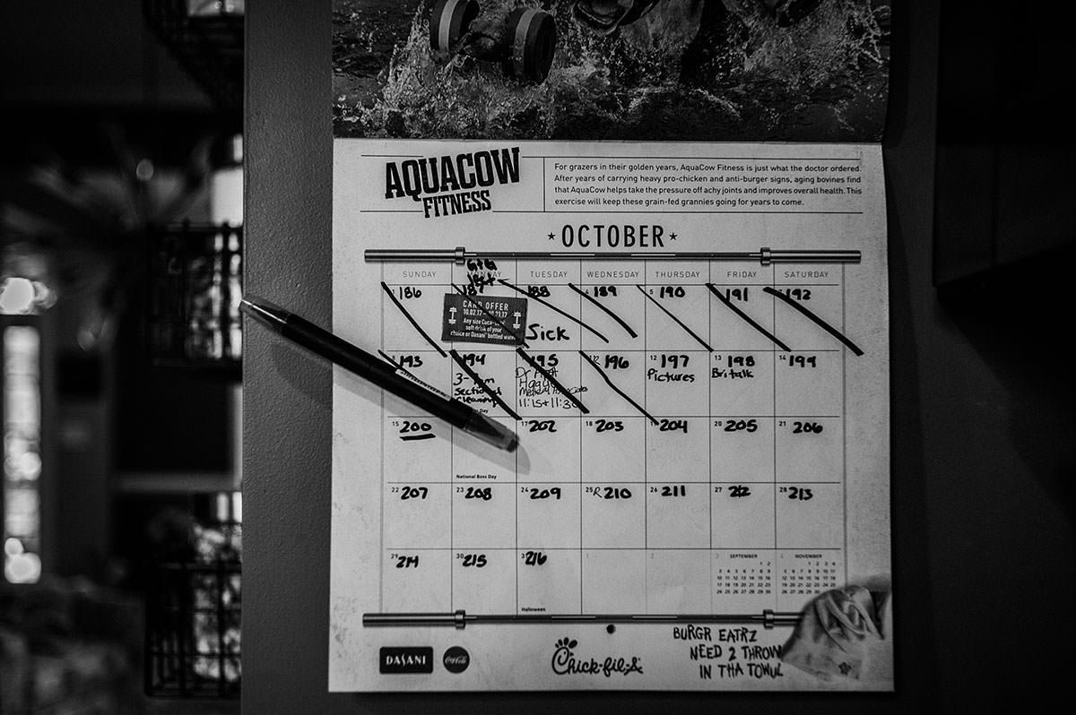 calendar countdown