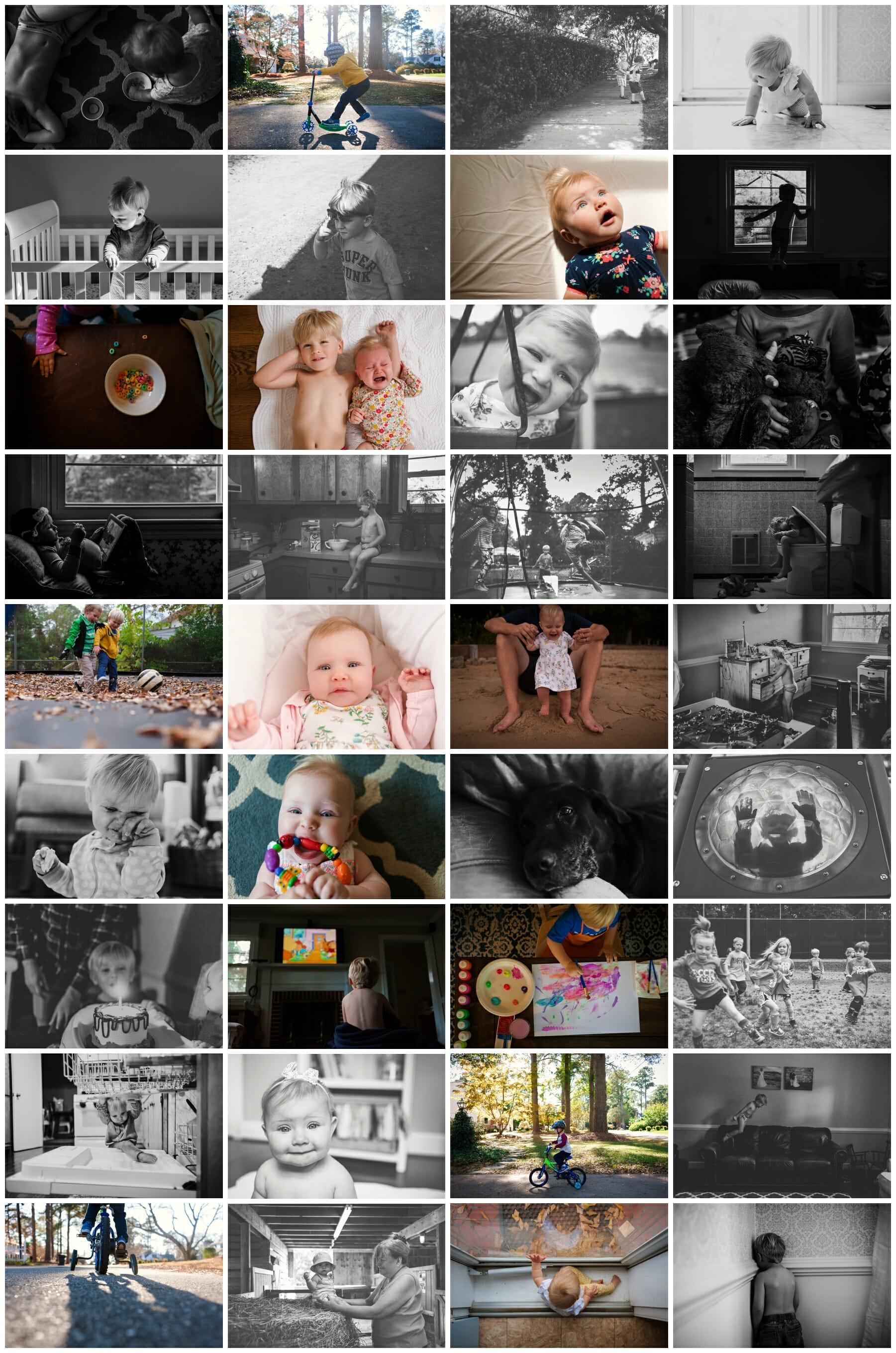 2017 Highlights photo grid