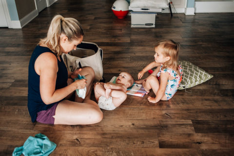 Family Vacation Sessions in Outer Banks, North Carolina