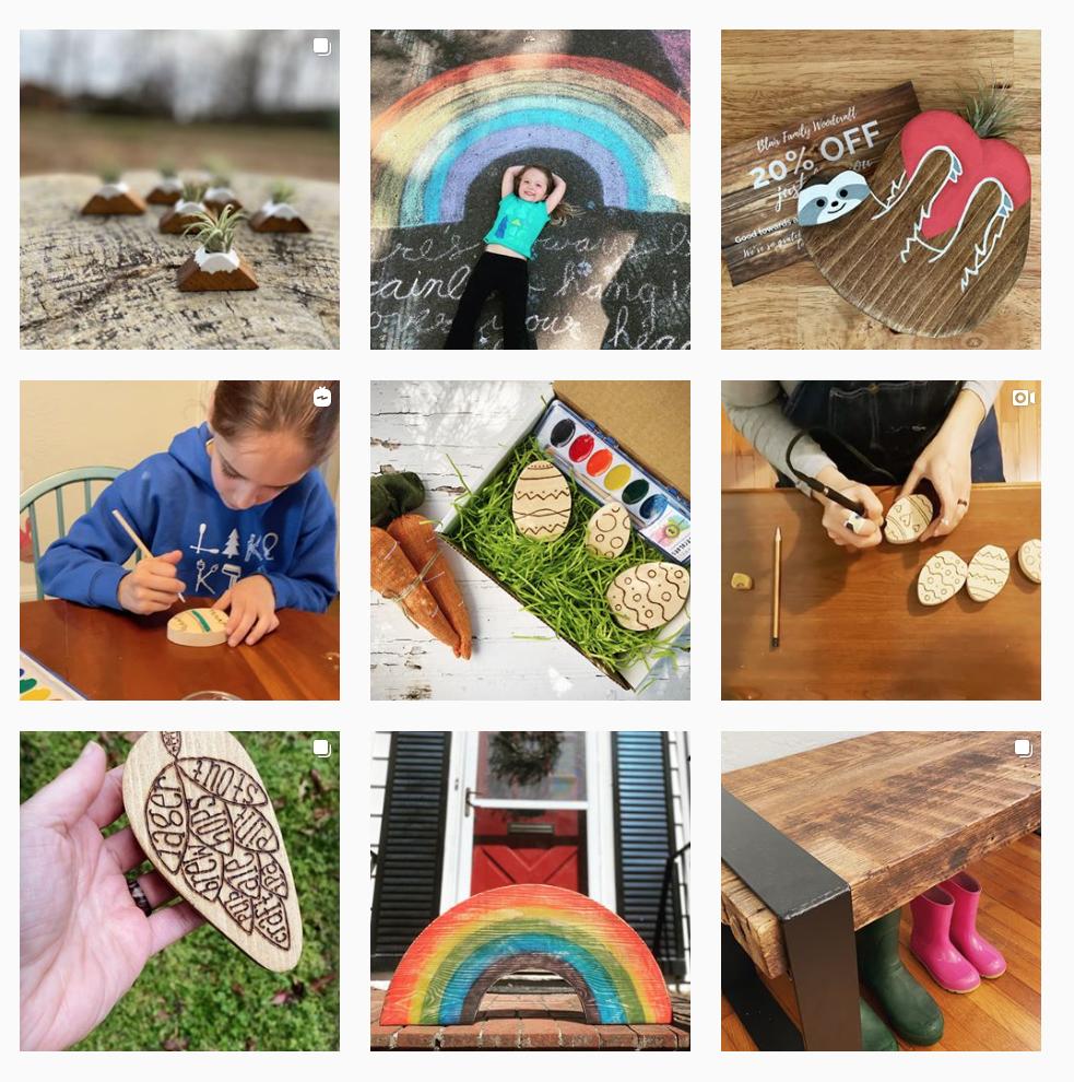Favorite Hampton Roads handcrafted Instagram accounts to follow