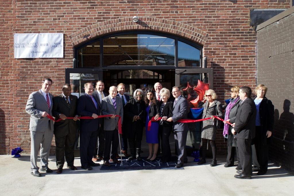 NEW Health Charlestown Celebrates 5 Years