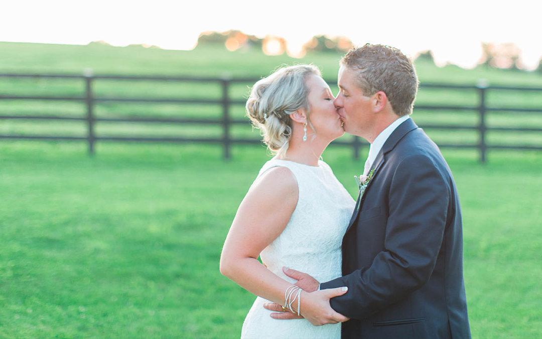 Laura + Will Richard: A Taylor Made Wedding