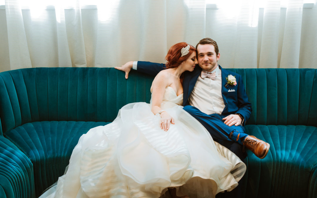 Shannon + Pete: Rustic Chic