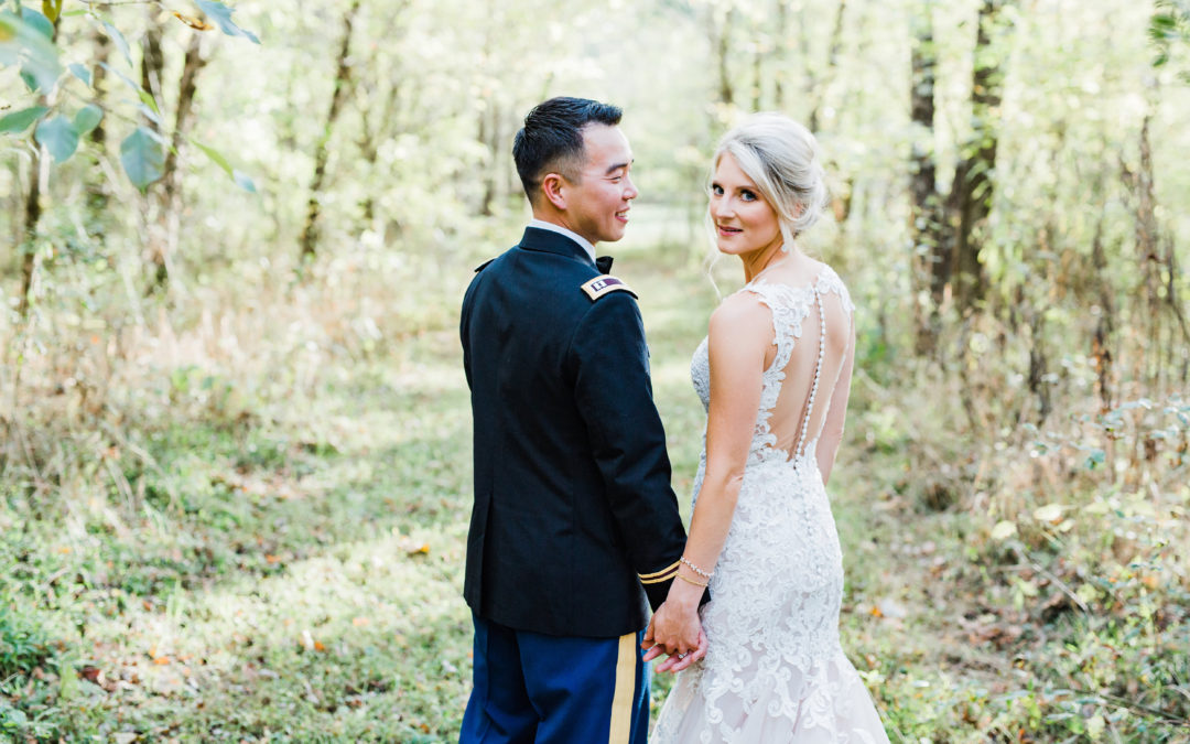 Breanna + Seung: Rich & Woodsy