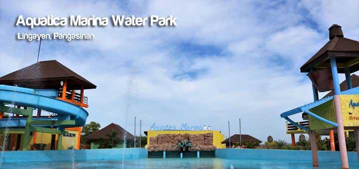 Aquatica Marina Water Park – Lingayen, Pangasinan