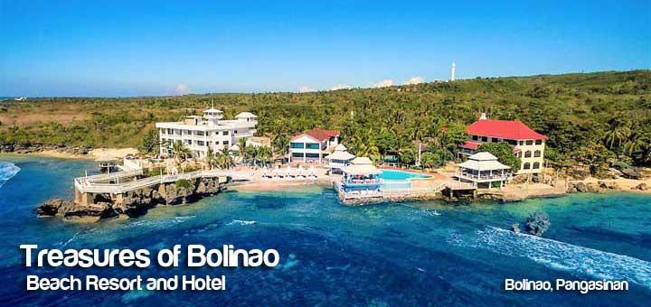 Treasures of Bolinao Beach Resort and Hotel