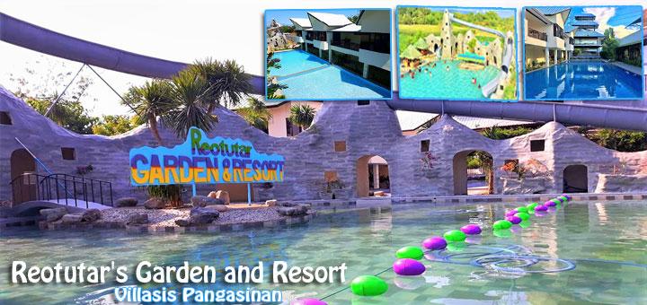 Reotutar's Garden and Resort – Villasis, Pangasinan