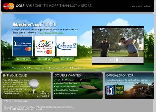 Mastercard Golf