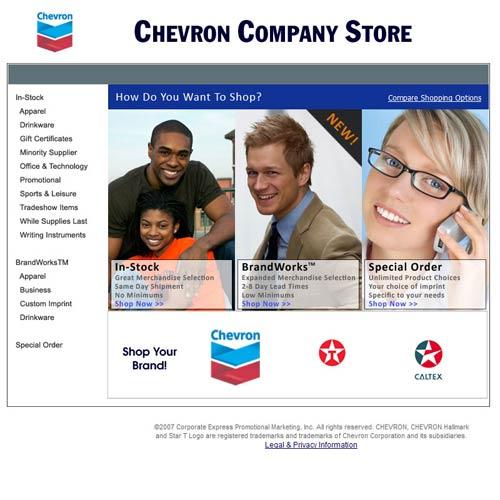 Chevron Company Store