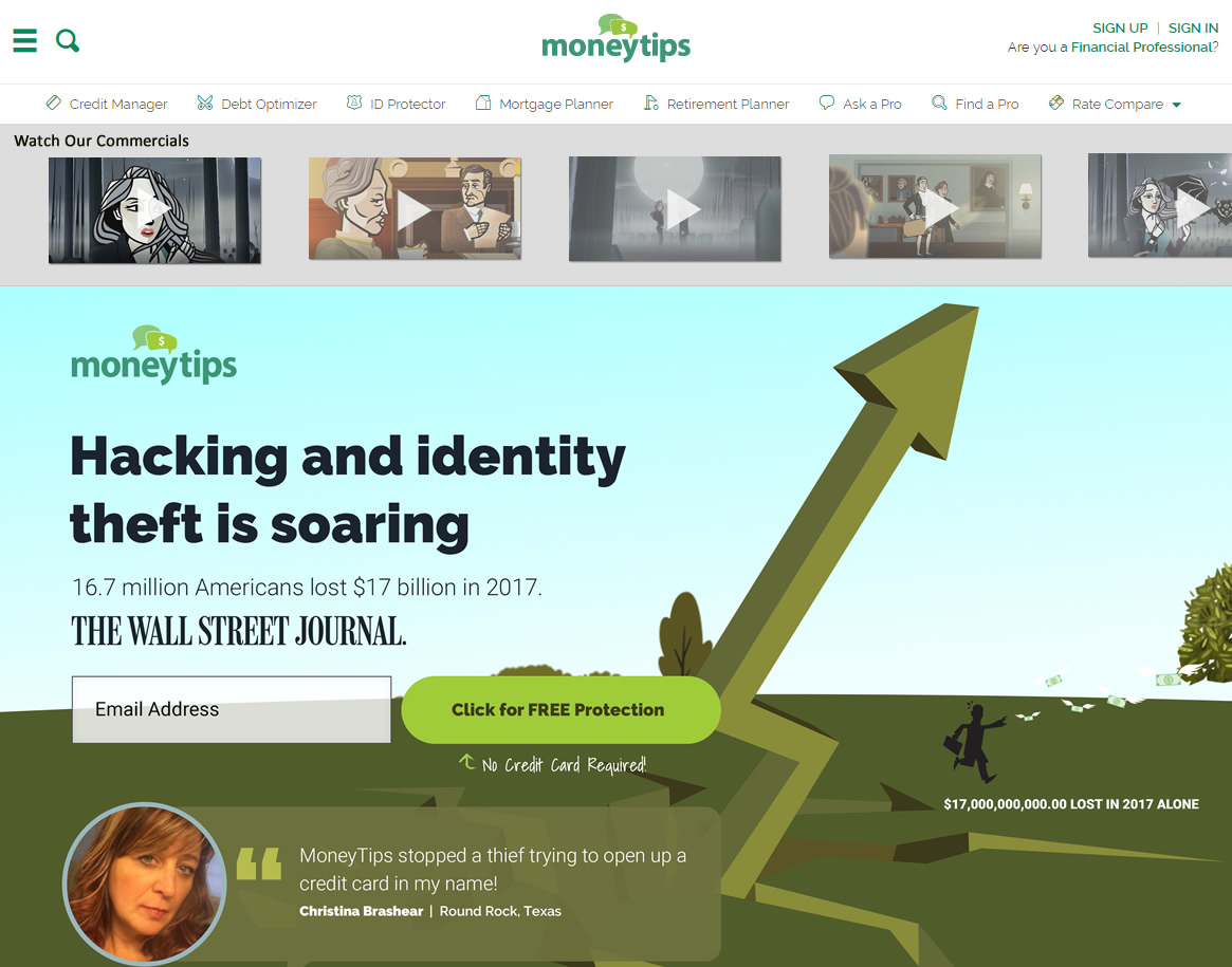 MoneyTips - Project