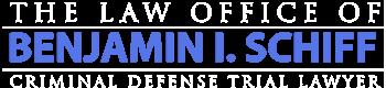 Benjamin I. Schiff Criminal Defense Attorney Logo