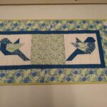 Feathes Table Runner